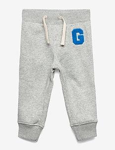 FR GARCH PANT - sweatpants - light heather grey b08