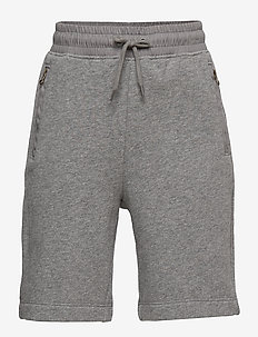 Kids Pull-On Shorts - B25 DARK HEATHER GREY