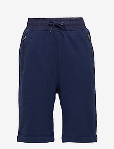 Kids Pull-On Shorts - ELYSIAN BLUE