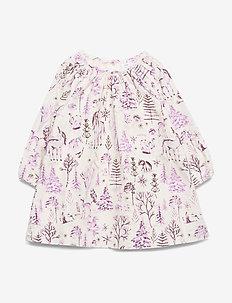 Toddler Unicorn Cord Dress - UNICORNS 647