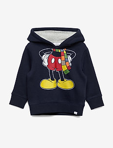 babyGap | Disney Mickey Mouse Sweatshirt - BLUE GALAXY