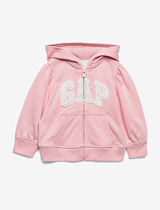 FT BASIC FZ - hoodies - icy pink