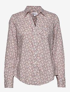 Print Perfect Shirt - chemises à manches longues - floral print