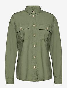 Camp Shirt - chemises à manches longues - twig