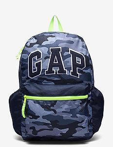 FR B CAMO BKPK - plecaki - blue camo