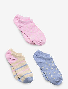 Kids Print Ankle Socks (3-Pack) - chaussettes - multi