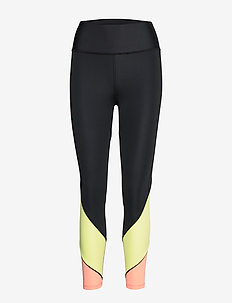 GapFit High Rise 7/8 Leggings in Sculpt Revolution - leggings - true black v2 3