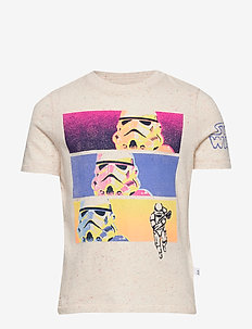 GapKids | Star Wars™ T-Shirt - OATMEAL