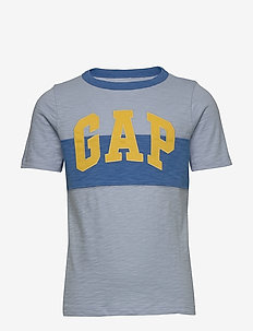 Kids Gap Logo T-Shirt - LIGHT BLUE SHADOW