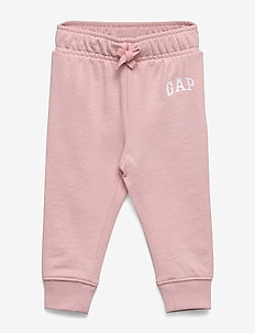 HERITAGE PNT - joggings - icy pink