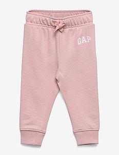 HERITAGE PNT - spodnie dresowe - icy pink