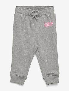 HERITAGE PNT - sweatpants - light heather grey