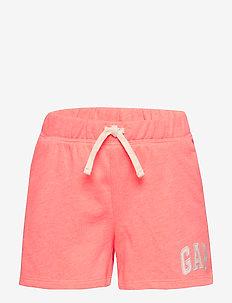 EXCL ARCH SHORT - shorts - neon coral volt