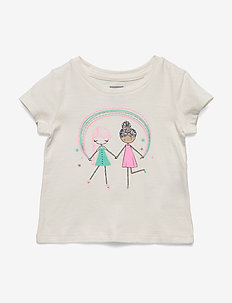 Toddler Bea Short Sleeve T-Shirt - FRIENDS