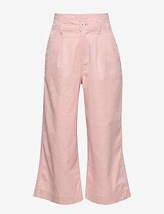 Kids TENCEL™ Wide-Leg Pants - bukser - classic pink