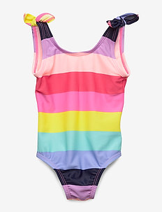 Toddler Stripe Swim One-Piece - badedragter - big multistripe
