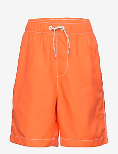 Kids Magic Print Swim Trunks - badebukser - orange pop