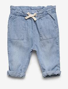 Toddler Denim Joggers - jeans - light wash