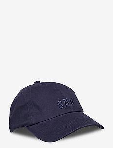 Gap Logo Baseball Hat - caps - tapestry navy