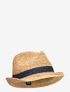 Panama Hat - chapeaux - natural1