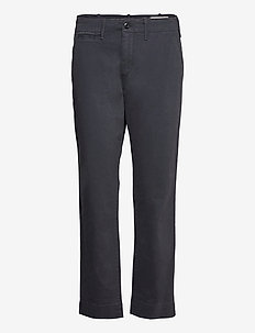 High Rise Straight Khakis with Washwell™ - chinos - spring night