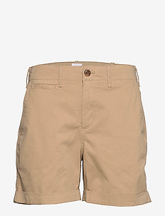 "5"" Khaki Shorts - casual shorts - mojave"
