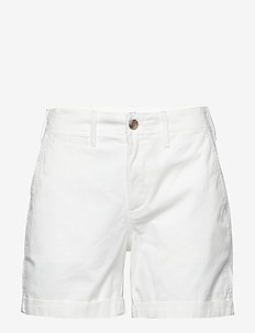 "5"" Khaki Shorts - casual shorts - snowflake milk"