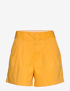 "5"" Pleated Khaki Short - chino shorts - kayak"