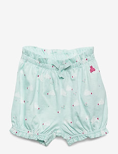 Baby Print Bubble Shorts - shorts - glass of water