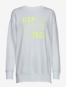 Gap Logo Sweatshirt in French Terry - swetry - air