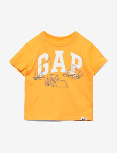 Toddler Gap Logo Graphic T-Shirt - KAYAK