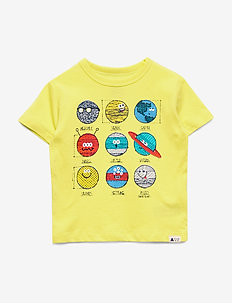 Toddler Graphic T-Shirt - À manches courtes - shooting star