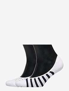 No-Show Socks (2-Pack) - chaussette de cheville - navy uniform