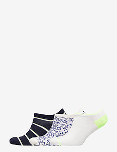 Ankle Socks (3-Pack) - ankelstrømper - neon yellow 888