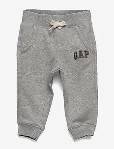 SLD GARCH JGGR - sweatpants - light heather grey b08