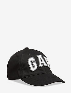 Kids Gap Logo Baseball Hat - casquettes - true black fracture