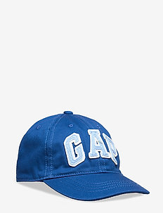 Kids Gap Logo Baseball Hat - casquettes - blue edge
