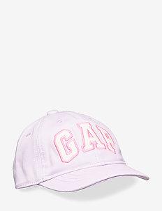 Toddler Gap Logo Baseball Hat - caps - pale lilac