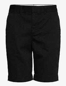 Bermuda Shorts with Washwell™ - bermudas - true black