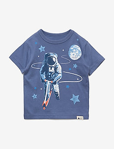 Toddler Graphic Short Sleeve T-Shirt - BAINBRIDGE BLUE