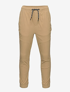 Kids Hybrid Joggers with Stretch - sweatpants - cargo khaki
