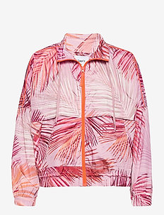 GapFit Lighweight Windbreaker - kevyet takit - palm print