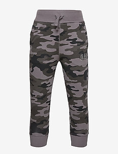 INT FT JOGGER - sweatpants - grey camo