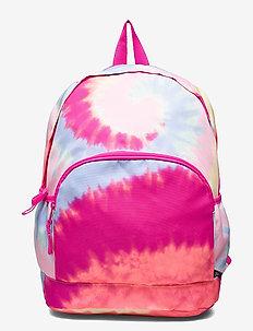 Kids Tie-Dye Senior Backpack - reput - multi tie dye