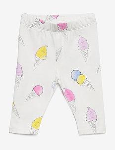 Toddler Everyday Capri Leggings - leggings - ice cream cone