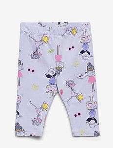 Toddler Everyday Capri Leggings - leggings - super girls