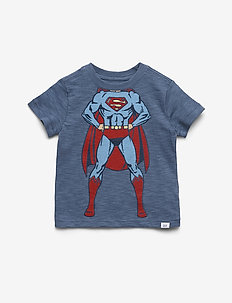 babyGap | DC™ Graphic T-Shirt - cartoon - bainbridge blue