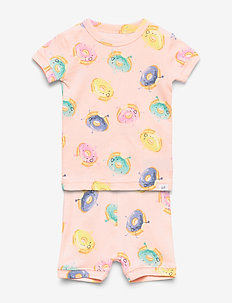 babyGap Donut PJ Set - sets - pink blush