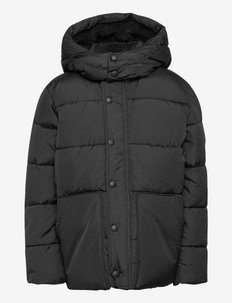 Kids ColdControl Max Puffer - puffer & padded - true black