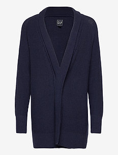True Soft Cardigan - gilets - navy uniform v2